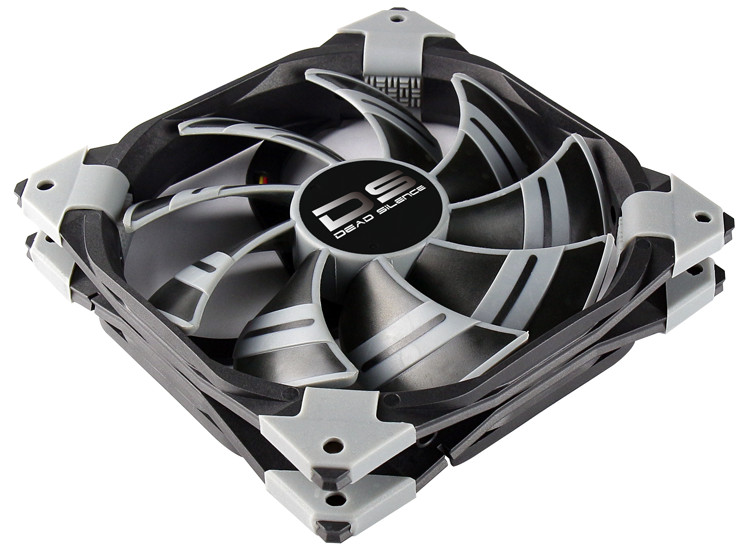 Aerocool DeadSilence Fan - 01