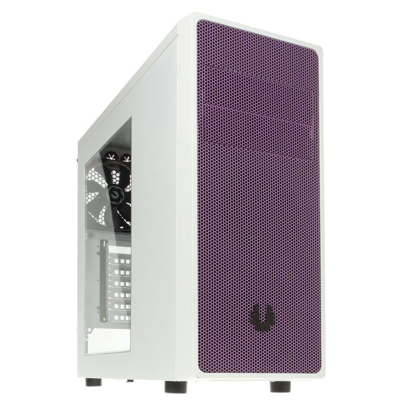 Neos white purple window
