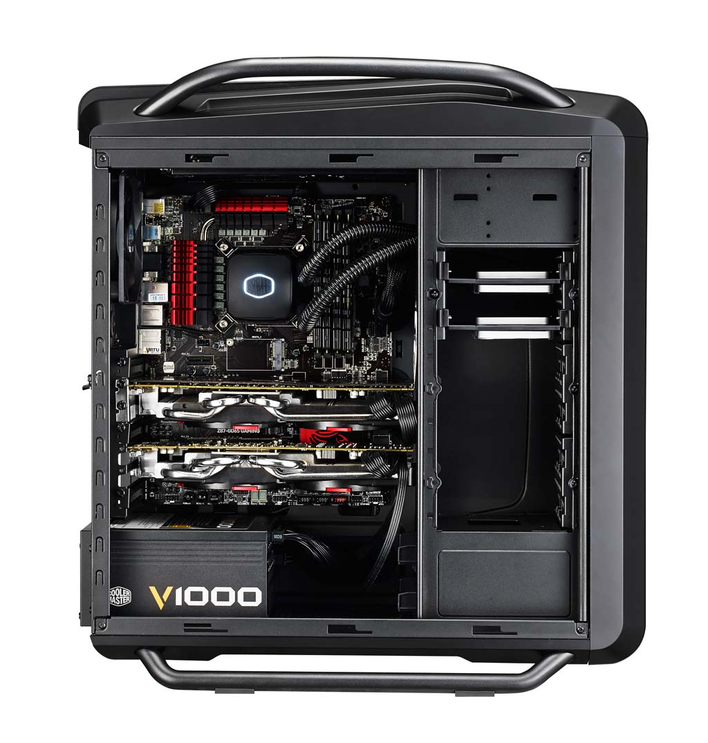 built system 2SSD-cosmos-se