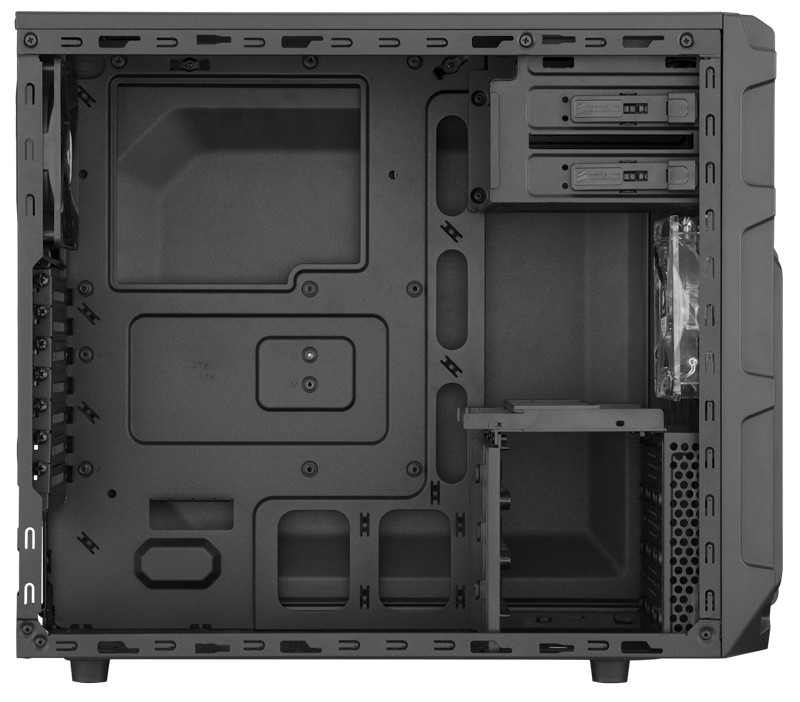 Corsair Carbide SPEC inside