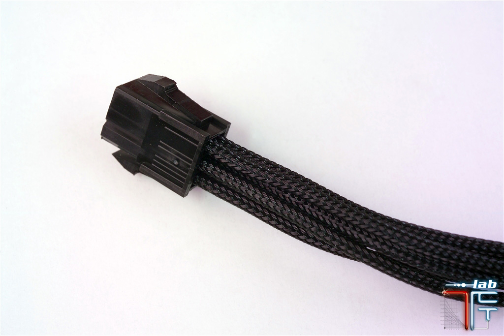 Sleeved Cable 6pin n3
