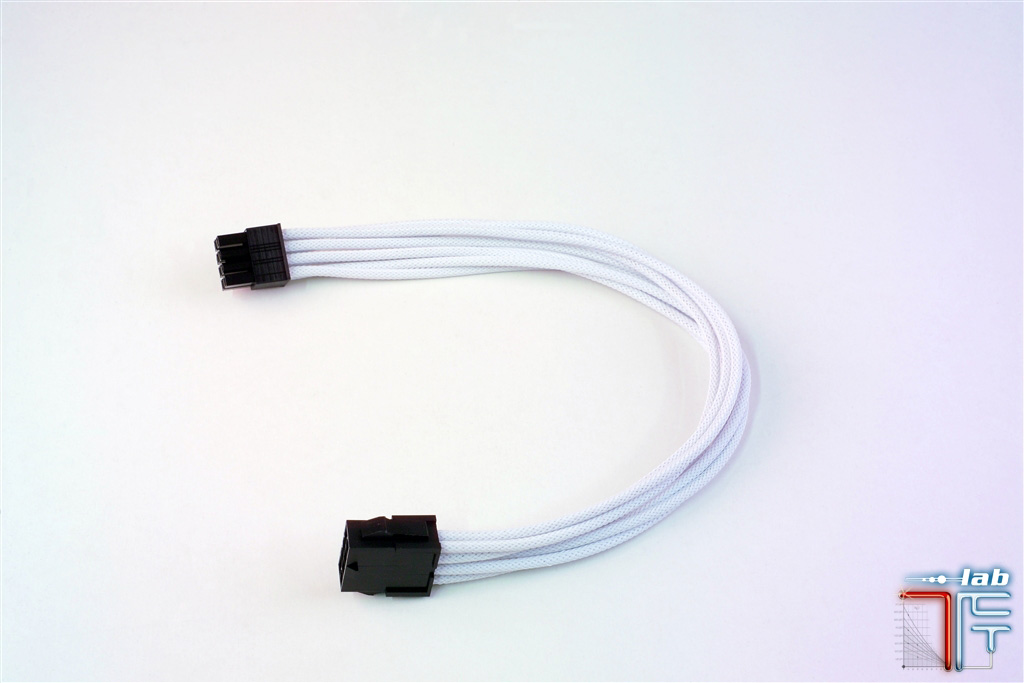 Sleeved Cable 8pin 1