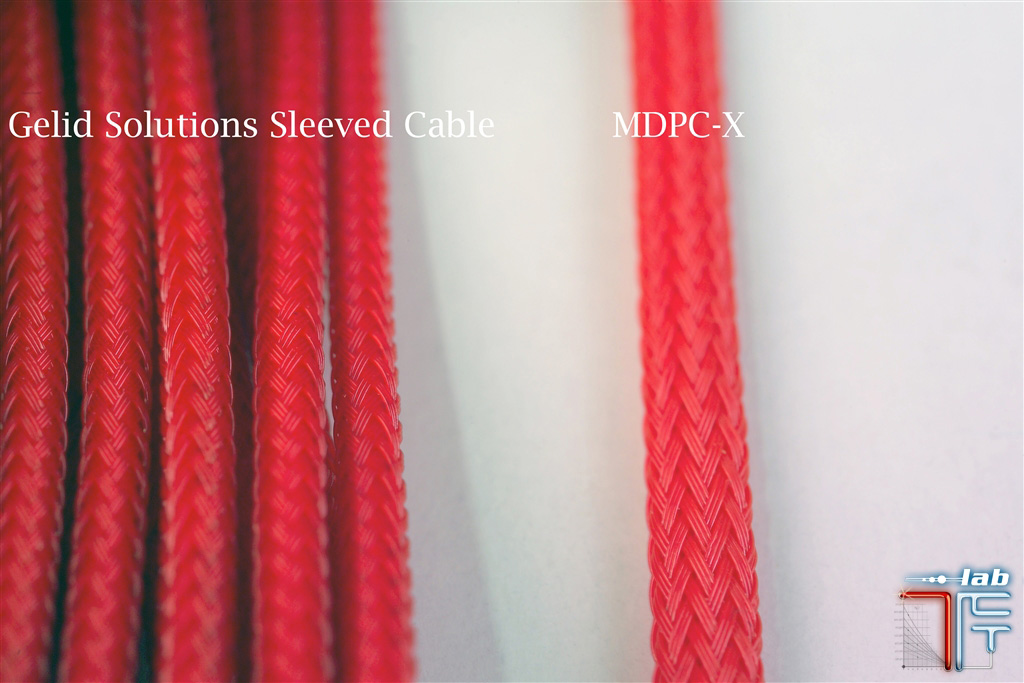 Sleeved Cable  comparativa 1.1