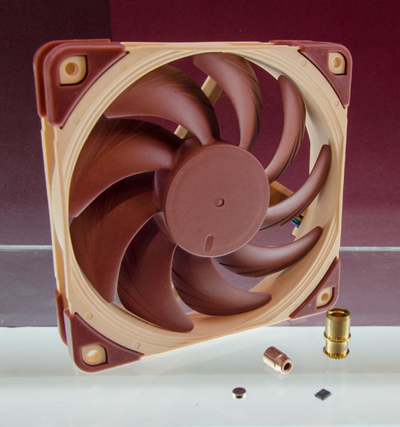 120mm a series fan