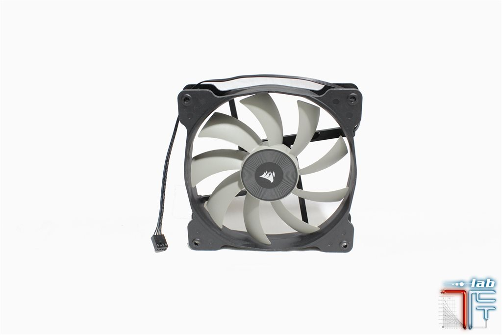 corsair h115i fan