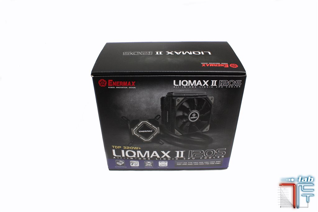 liqmax ii 120s package