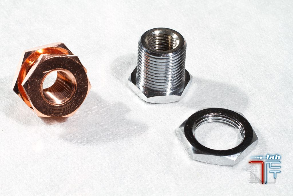 adattatore 1 alphacool hf fittings