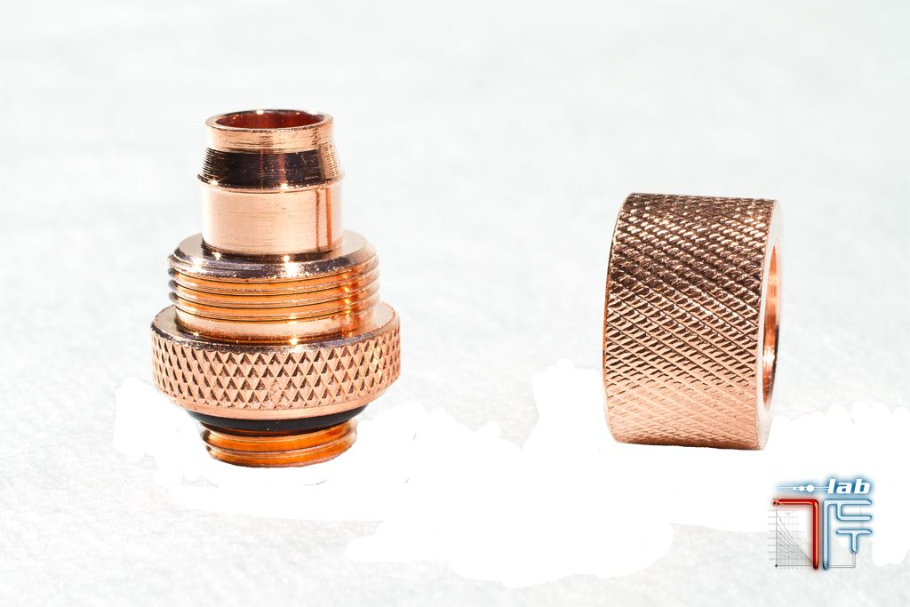 compressione dritto 2 Alphacool HF Fittings