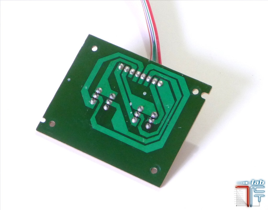 power button pcb back