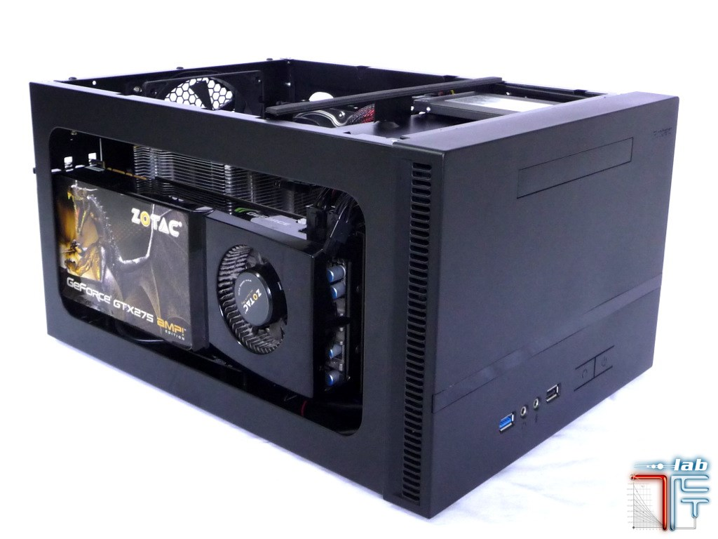Antec ISK 600 integration final