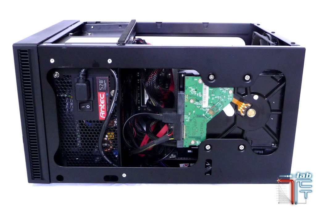 Antec ISK 600 integration final 2