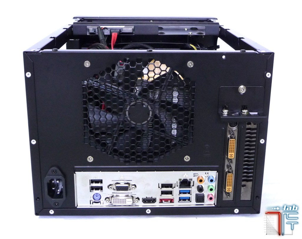 Antec ISK 600 integration final 4