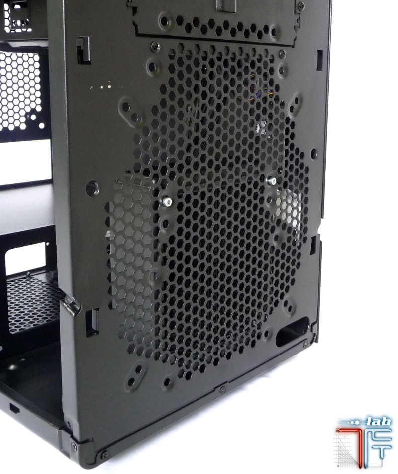 bitfenix colossus cooling front rad 120 screw