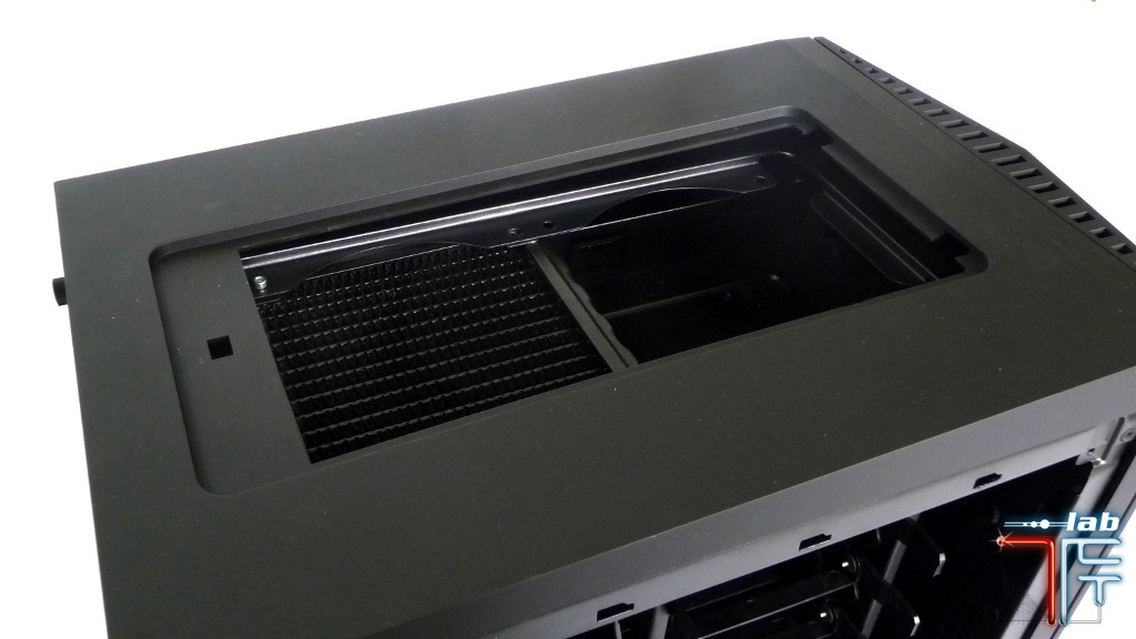 bitfenix colossus cooling top rad 120