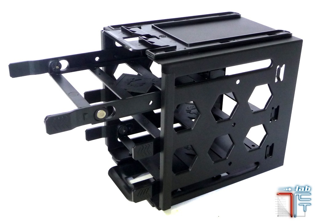 bitfenix colossus hdd rack