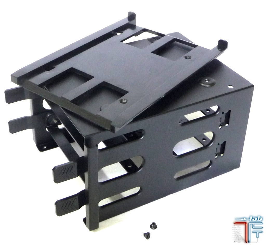 bitfenix colossus hdd rack top 1