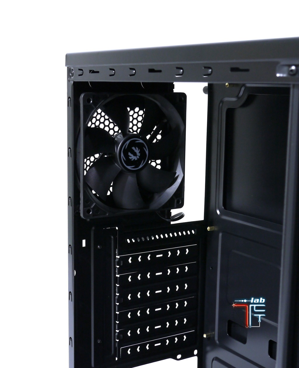 nova case back fan 120