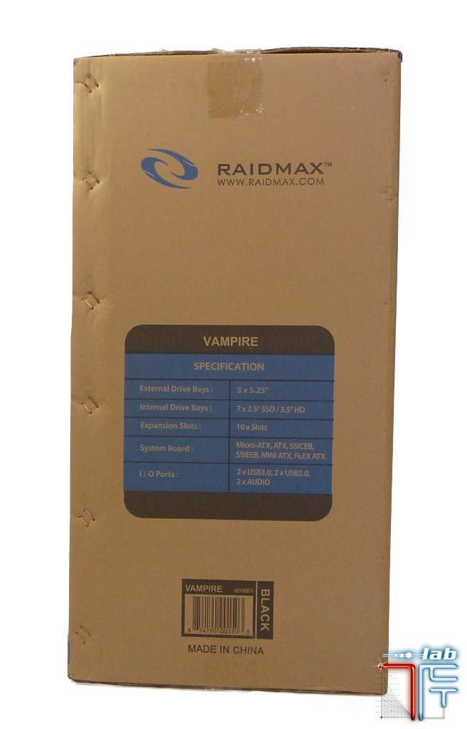 Raidmax Vampire box2 right
