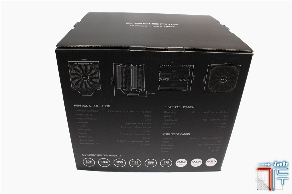 cryorig r1 universal package