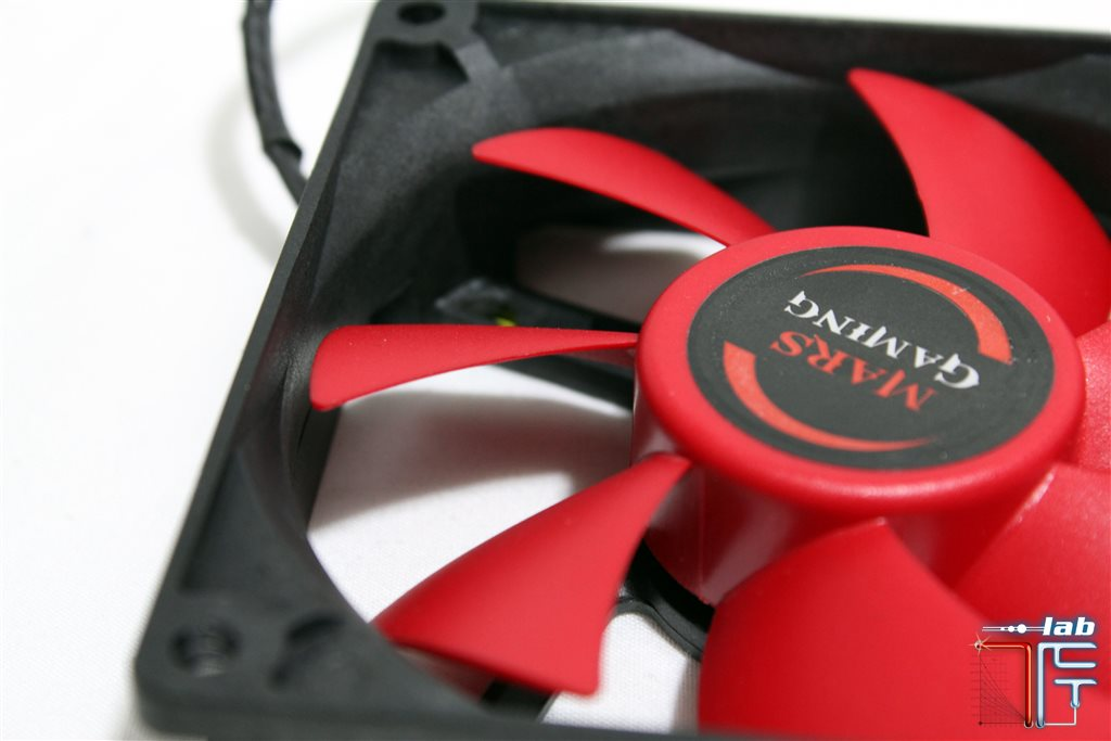 mars fan impeller