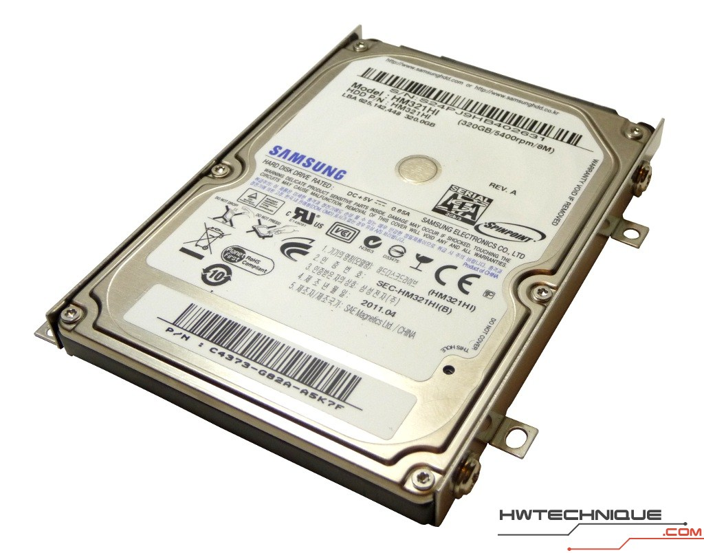 Edge HD2 HDD