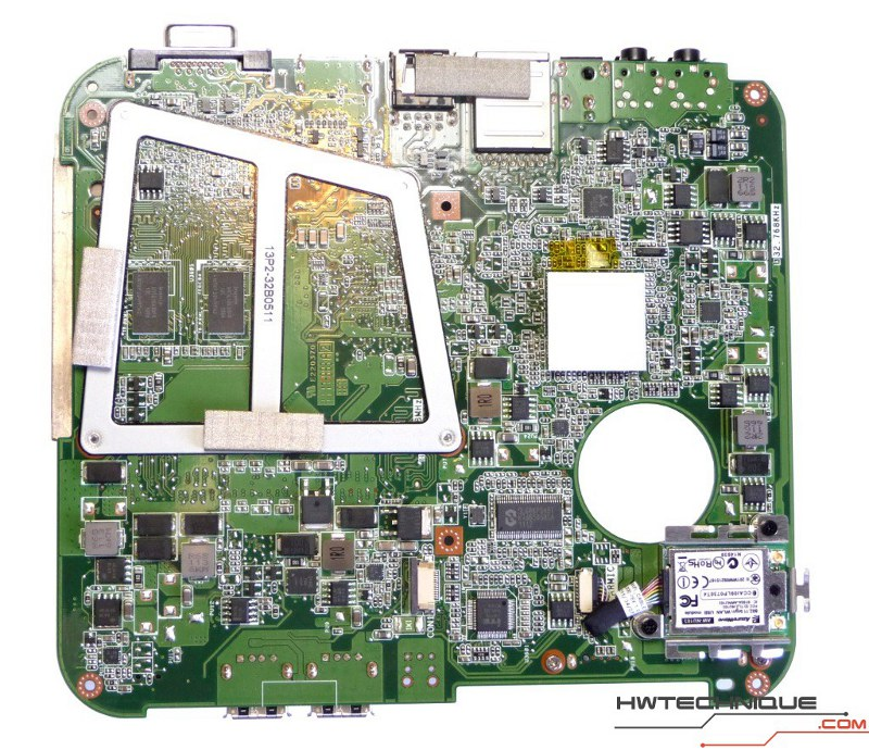 Edge HD2 Motherboard Back
