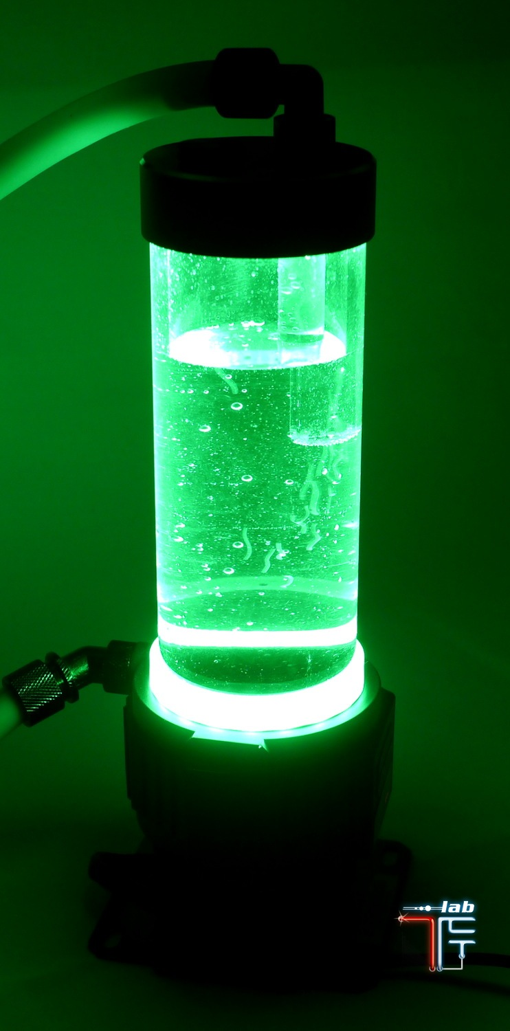 neochanger pump LED green