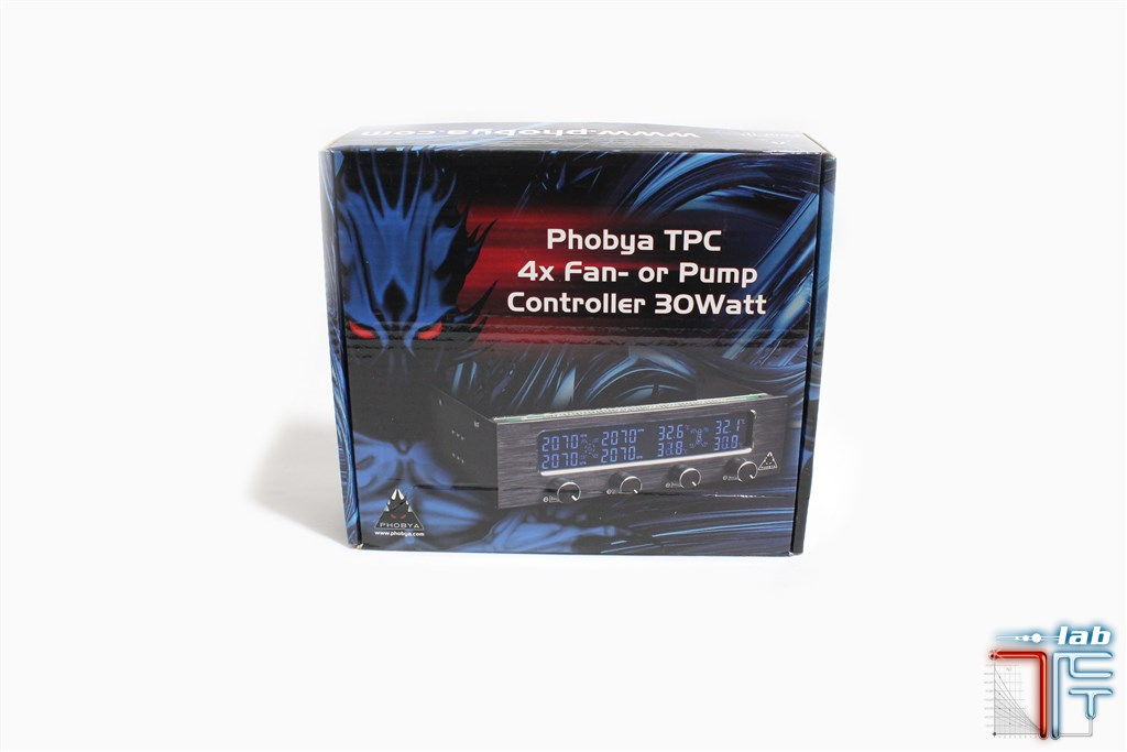 phobya-tcp-4x-package