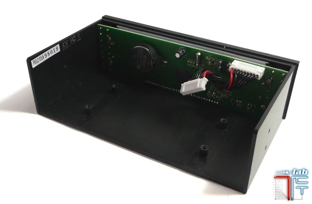 kaze chrono panel inside