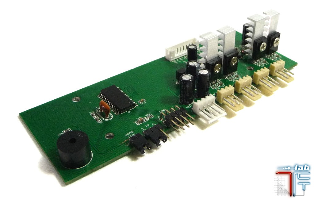trans pcb front