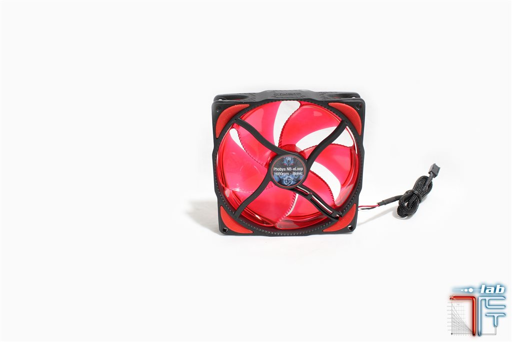 Phobya NB-eloop fan red3