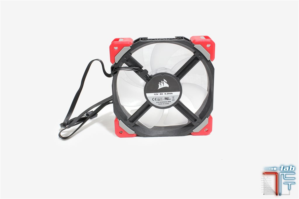 corsair ml120 pro led3 fan