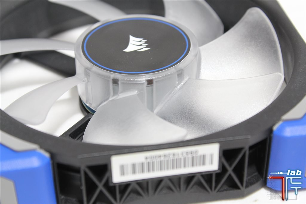 corsair ml led impeller