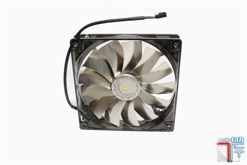 Prolimatech aluminum fan