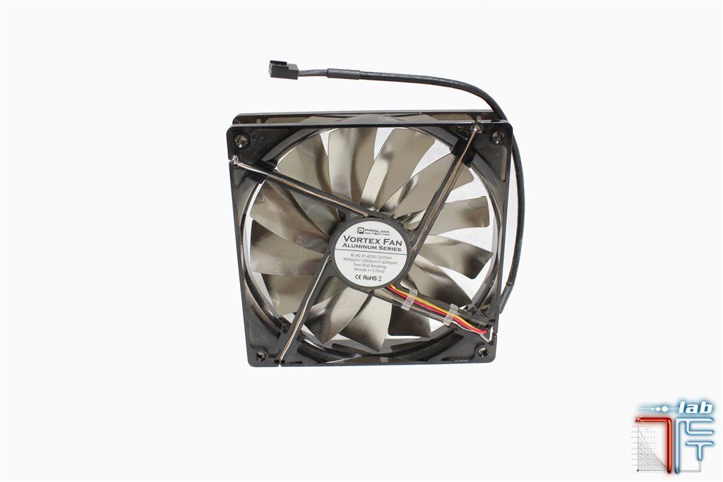 Prolimatech aluminum fan4