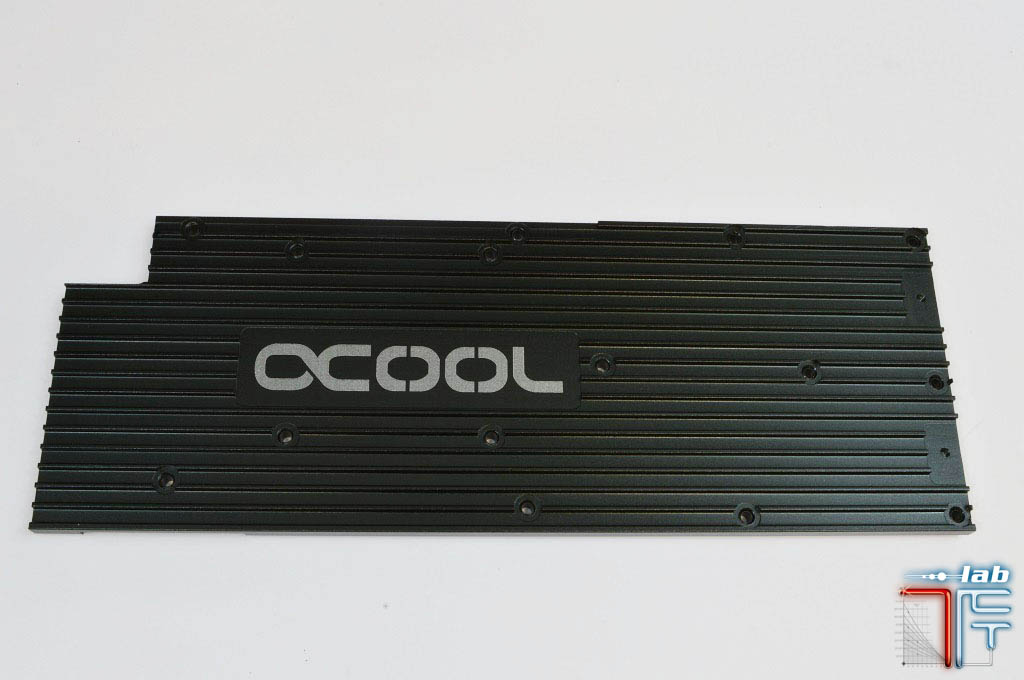 alphacool gpx waterblock-backplate
