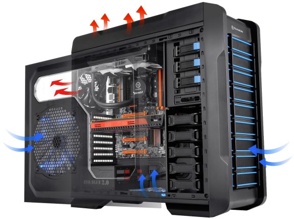 thermaltake chaser a71 2